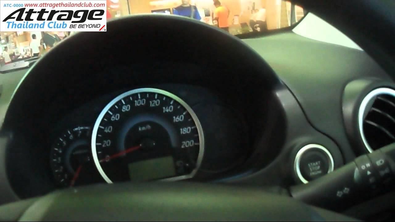 Test Drive : รีวิว Mitsubishi Attrage GLS สวยหรูเกินราคา ...