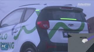 Baixar Auto Shanghai 2019: Chinese company unveils autonomous valet, driving and parking solution
