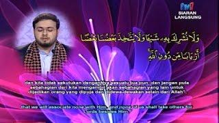 Gambar cover Winner Of The 57th International Al-Quran Recital Assembly Malaysia 2015 (Qari)