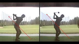 A Swingのレッスン第4弾(インサイドアウト軌道でのプッシュを無くす方法)