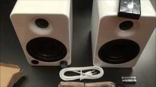 Kanto YU3 Bluetooth Bookshelf Speakers
