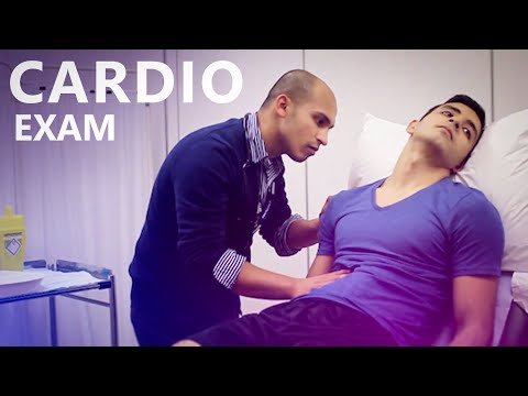 Cardiovascular Examination - OSCE Demonstration