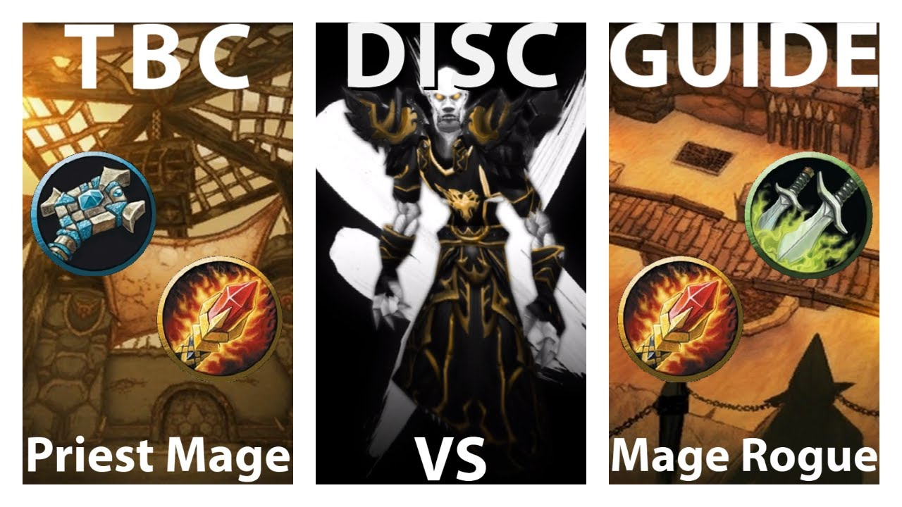 How To Beat Mage Rogue as Priest Mage