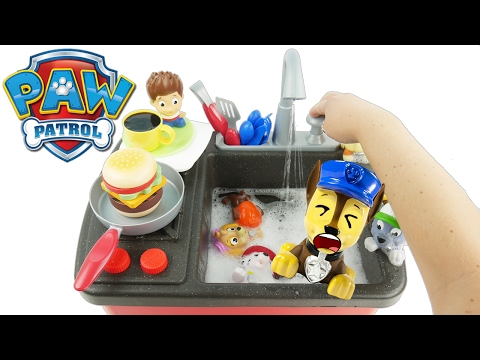 Best Learning Colors Paw Patrol Animal Names Video for Preschool Educational Farm Open Barn Doors