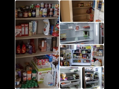 Pantry & Fridge No Buy Finale! ~Before & After!~
