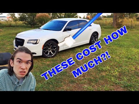 Sport Appearance Package for 2018 & 2019 Chrysler 300 Touring and Touring L Models Review