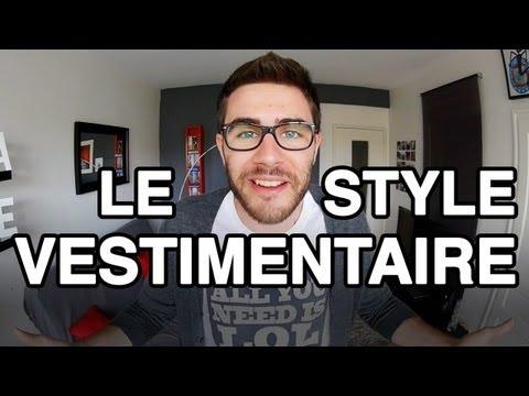 CYPRIEN - Le style vestimentaire