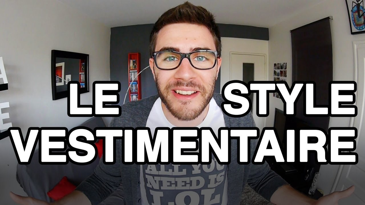 cyprien le style vestimentaire youtube. Black Bedroom Furniture Sets. Home Design Ideas