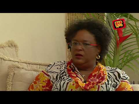 Interview with Mia Amor Mottley (Highlights)   #1