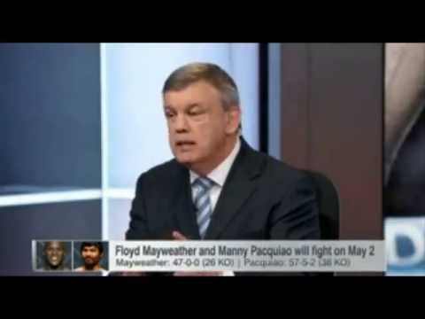 Manny Pacquiao Vs Floyd Mayweather with Teddy Atlas | Mayweather Jr. Vs Pacquaio | ESPN Boxing