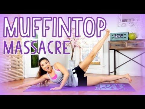 POP Pilates: Muffintop Massacre