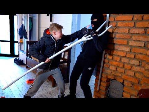 Nerf GUN Отомстил за ПАПУ... Avenged His Dad...