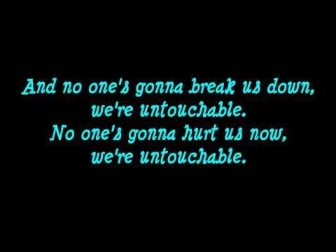 Nick Howard - Untouchable (lyrics)