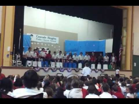 Cascade Heights Public Charter School Bucketeers