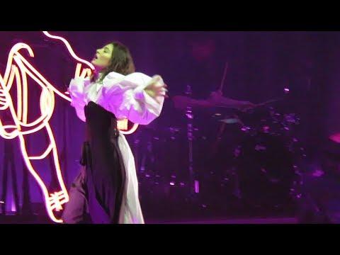 Lorde ❤ Buzzcut Season - Live @ Zénith 2017 (Paris / Melodrama Tour)