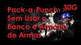 Conquista Despertando o Gazebo, Pack-a-Punch Round 1 - CoD Black Ops 2