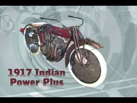 Clymer Manuals 1917 Indian Power Plus PowerPlus Classic Vintage Antique Retro Motorcycle Show Rally
