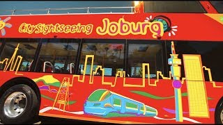 Red Bus TV - The BEST way to see Johannesburg