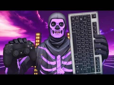 My 1 Week Progression From Controller To Keyboard And Mouse In Fortnite! 🤯