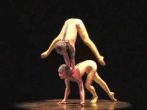 Alegría Cirque du soleil en Buenos Aires, Argentina