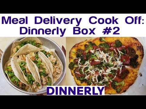 Meal Delivery Cook Off:  Dinnerly Box #2 | Most Affordable Box