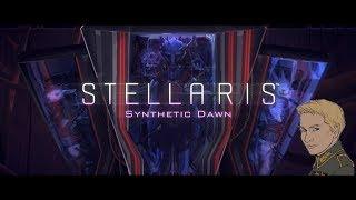 Stellaris: Synthetic Dawn - Robots rule the Matrix