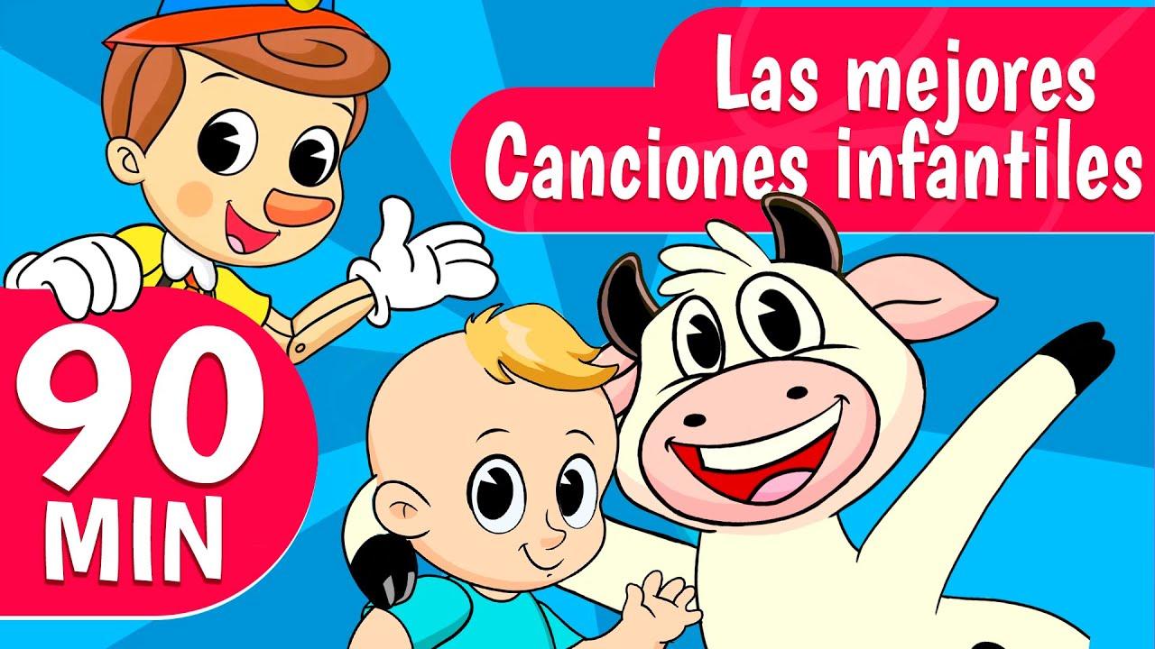 LAS 50 MEJORES CANCIONES INFANTILES, Canciones infantiles