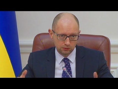 Ukrainian PM derides failed gas talks as plan to 'destroy Ukraine'