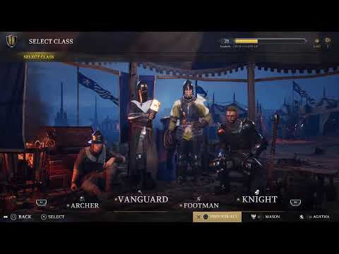 Chivalry 2 Shield and spear gameplay |