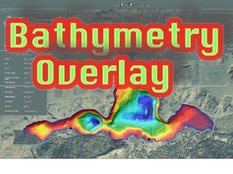 How To Overlay Bathymetry Maps On Google Earth