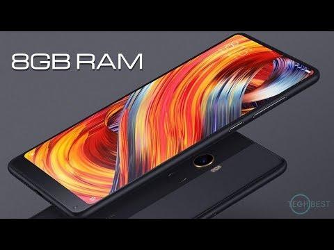 Top Phones - 8GB RAM! - Best of 2017