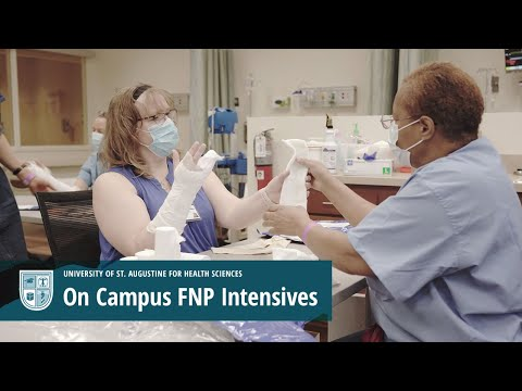 On Campus FNP Intensives Video