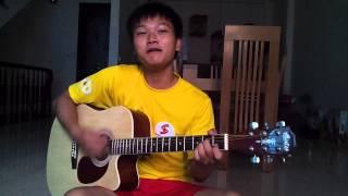 [đệm hát] guitar ''và tôi cũng yêu em'' + ''tình yêu mặt trời'' ''thầy hưng'' C4M-guitar