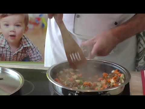 Cavan Food Provision Scheme - Cottage Pie Cooking Demo