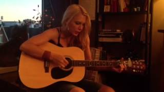 On Top Of Old Smokey cover using the Chord Buddy(Travis Perry) - Tea Cheney