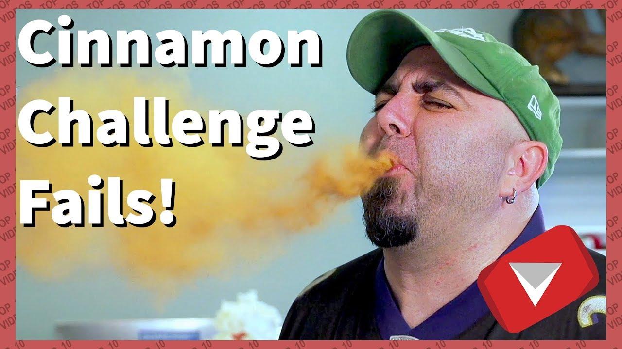 Challenges like the cinnamon challenge