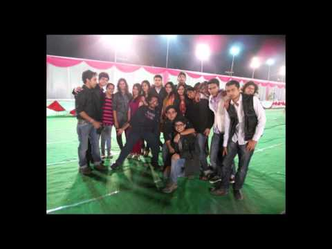 IIM Indore's IPM 2012 batch at 'MIRAGE KA TAAJ'