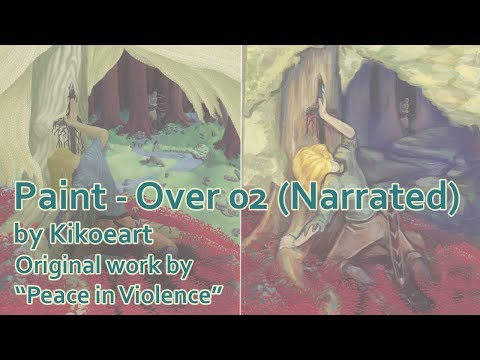 PAINT-OVER 02 Photoshop (Narrated)