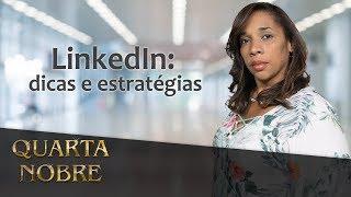 LinkedIn: dicas e estratégias - Andreia Pinheiro