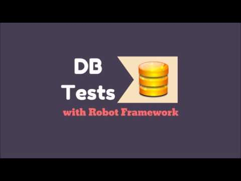 Automated Testing Bootcamp - Part 2: Database Tests P1 with