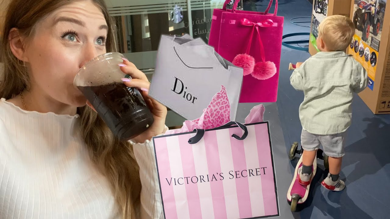 Shopping & Lio lernt Roller fahren 🥰   Bibi