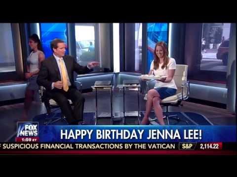 """Jenna Lee """"Happy Birthday!"""""""
