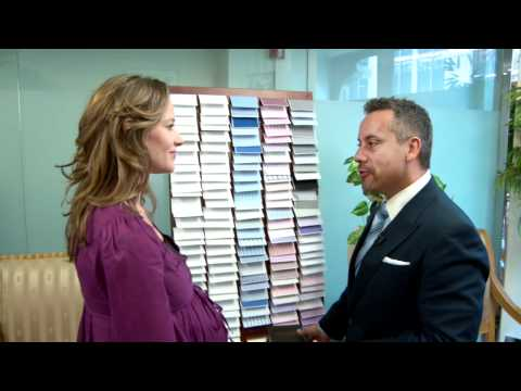 Custom Bespoke Suits & Shirts | Tailored by Art Lewin Los Angeles |  American Express interview