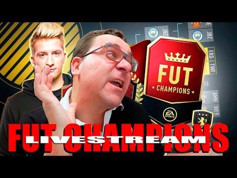LIVESTREAM #221 | FUT CHAMPIONS DE NATAL + H1Z1 FULL WEBCAM