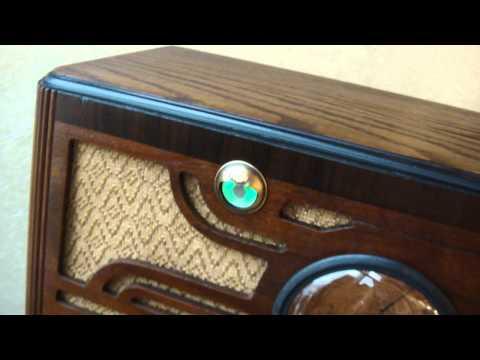 ITEM 165 SILVERTONE真空電子管收音機  珍正古董收音機有限公司