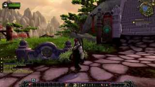 World of Warcraft: Mists of Pandaria Beta Gameplay (PC HD)