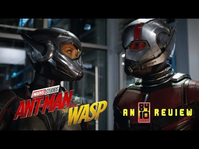 Ant Man and the Wasp (2018) A Vague Review and a Few Thoughts
