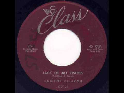 Eugene Church - Jack Of All Trades