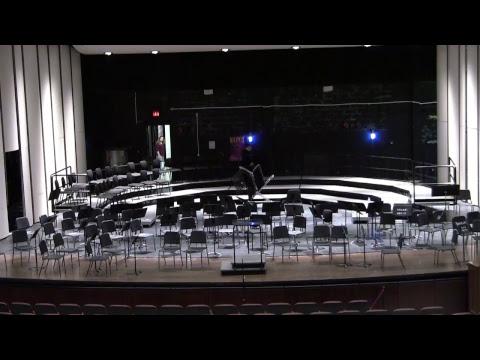 Rowan University Orchestra and Concert Choir 4.29.17