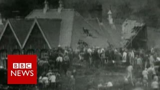 Aberfan remembered: Disaster in the Welsh valleys - BBC News